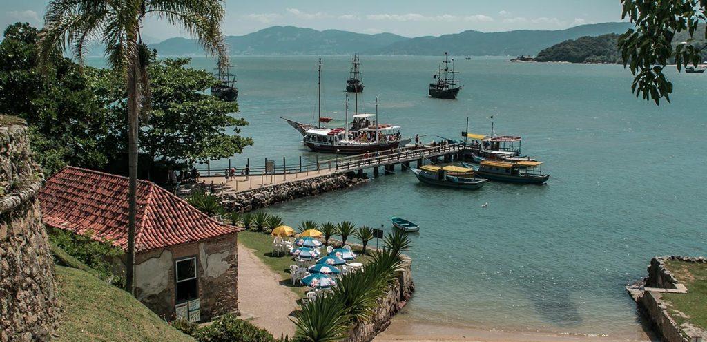 Ilha do Anhatomirim