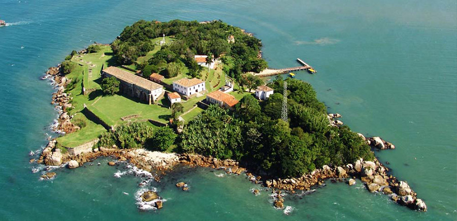 Isla de Anhatomirim